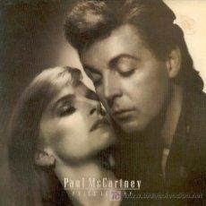 Discos de vinilo: PAUL MC CARTNEY - PRESS TO PLAY. LP DEL SELLO EMI-ODEÓN DEL AÑO 1.986.... Lote 23957870