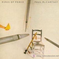 Discos de vinilo: PAUL MC CARTNEY - PIPES OF PEACE. LP DEL SELLO EMI-ODEÓN DEL AÑO 1.983.... Lote 23957895