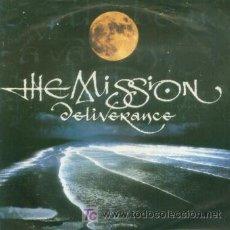 Discos de vinilo: THE MISSION - DELIVERANCE - SINGLE RARO EDICION INGLESA - PUNK GOTICO. Lote 9400002