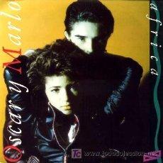 Discos de vinilo: OSCAR Y MARLO ··· AFRICA - (SINGLE 45 RPM) ··· NUEVO. Lote 26749762