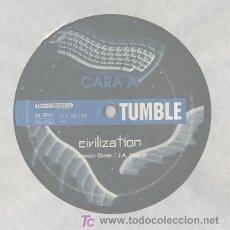 Discos de vinilo: TUMBLE (MAXISINGLE DE 1995). Lote 4335069