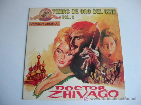 CINE. BANDA SONORA ORIGINAL. DOCTOR ZHIVAGO (Música - Discos - LP Vinilo - Bandas Sonoras y Música de Actores )