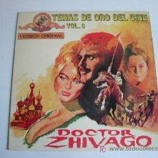 Discos de vinilo: CINE. BANDA SONORA ORIGINAL. DOCTOR ZHIVAGO. Lote 25569664