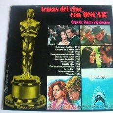 Discos de vinilo: TEMAS DE CINE CON OSCAR. Lote 26011540