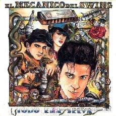 Discos de vinilo: EL MECANICO DEL SWING ··· TODO ERA SELVA - (SINGLE 45 RPM) ··· NUEVO. Lote 26112097