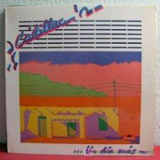 Discos de vinilo: CADILLAC ( ... UN DIA MAS ) MADRID-1983 LP33. Lote 4373000