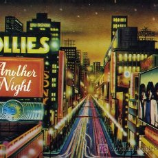 Discos de vinilo: THE HOLLIES- LP 33- ANOTHER NIGHT. POLYDOR AÑO 1975. Lote 26605615