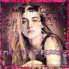 Discos de vinilo: MERCEDES FERRER ··· ERES 1 IMAN - (SINGLE 45 RPM). Lote 25575746
