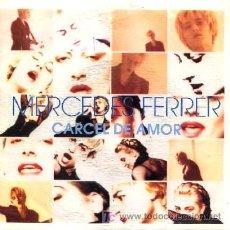 Discos de vinilo: MERCEDES FERRER ··· CARCEL DE AMOR - (SINGLE 45 RPM). Lote 25575732
