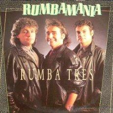 Discos de vinilo: RUMBAMANIA / RUMBA TRES .. LP. Lote 21080433