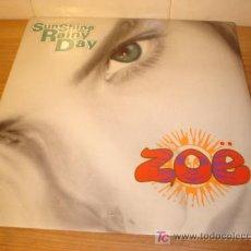 Discos de vinilo: DISCO MAXI SINGLE VINILO SUNSHINE ON RAINY DAY AÑO 1990. Lote 4391848