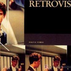 Discos de vinil: RETROVISOR ··· RETROVISOR - (LP 33 RPM) ··· NUEVO. Lote 150685764