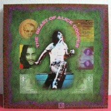 Discos de vinilo: ALICE COOPER ( THE BEAST OF ALICE COOPER ) 1989 LP33. Lote 4417842