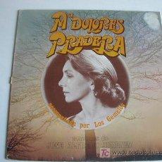 Discos de vinilo: MARÍA DOLORES PRADERA. Lote 21368132