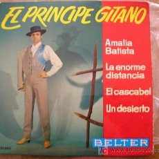 Discos de vinilo: EL PRINCIPE GITANO AMALIA BATISTA E.P. 1963 . Lote 27571430