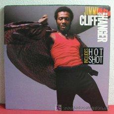 Discos de vinilo: JIMMY CLIFF ( CLIFF HANGER ) HOLANDA-1985 LP33. Lote 4441582