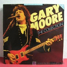 Discos de vinilo: GARY MOORE ( THE COLLECTION ) FRANCE-1990 LP33 DOBLE. Lote 4448055