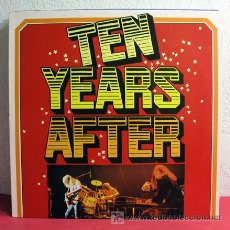 Discos de vinilo: TEN YEARS AFTER ( TEN YEARS AFTER ) 1980 LP33. Lote 4452619