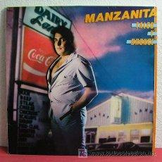 Discos de vinilo: MANZANITA ( TALCO Y BRONCE ) MADRID-1981 LP33. Lote 4452986