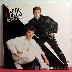 Discos de vinilo: PECOS ( POR ARTE DE MAGIA ) MADRID-1984 LP33. Lote 4452996