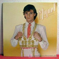 Discos de vinilo: MIGUEL BOSE ( MIGUEL ) MADRID-1980 LP33. Lote 4453011