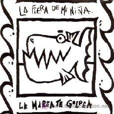 Discos de vinilo: LA FIERA DE MI NIÑA ··· LA MAREA TE GOLPEA / EN LA SELVA - (SINGLE 45 RPM) ··· NUEVO. Lote 26716323