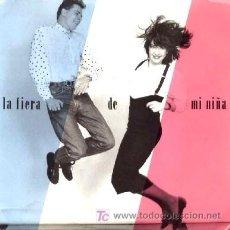 Discos de vinilo: LA FIERA DE MI NIÑA ··· FORTUNA / PARA QUE - (SINGLE 45 RPM) ··· NUEVO. Lote 26716312