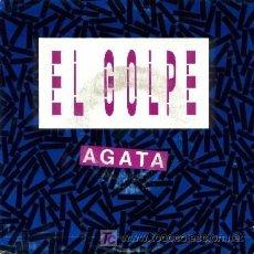 Discos de vinilo: EL GOLPE ··· AGATA / EL FANTASMA Y YO - (SINGLE 45 RPM). Lote 26130308