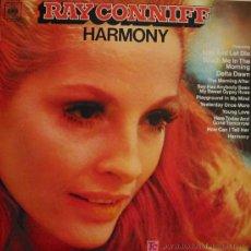 Discos de vinilo: RAY CONNIFF: HARMONY. AÑO: 1973. Lote 4593509