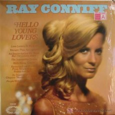 Discos de vinilo: RAY CONNIFF: HELLO YOUNG LOVERS. AÑO: 1970. Lote 4627863
