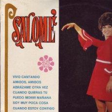 Discos de vinilo: SALOME DISCO LP SALOME BELTER 22317 SPA 1969 . Lote 10481710