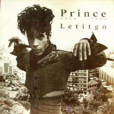 Discos de vinilo: PRINCE-LETITGO MAXI EDITADO POR WARNER EN 1984 (U.E.) B-EX. Lote 4477611