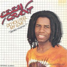 Discos de vinilo: EDDY GRANT - DO YOU FEEL MY LOVE / SYMPHONY FOR MICHAEL - PROMO ESPAÑOL DE 1981. Lote 4484244