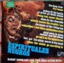 Discos de vinilo: LP - HARRY DOUGLASS AND THE DEEP RIVER BOYS - ESPIRITUALES NEGROS - ORIGINAL ESPAÑOL, ZAFIRO 1971. Lote 4485307
