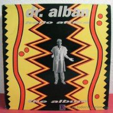 Discos de vinilo: DR ALBAN ( HELLO AFRIKA ) 1990 LP33. Lote 4493552