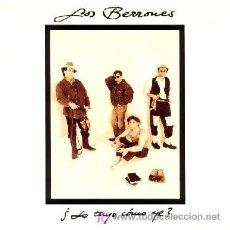 Discos de vinilo: LOS BERRONES ··· ¿LO TUYO COMO YE? - (SINGLE 45 RPM) ·· NUEVO. Lote 26139708