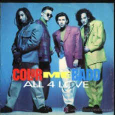 Discos de vinilo: SINGLE VINILO - ALL 4 LOVE (COLOR ME BADD). Lote 26732214