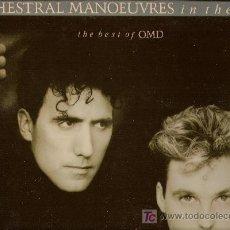 Discos de vinilo - ORCHESTRAL MANOEUVRES IN THE DARK (OMD) / The best of OMD - (LP 33 rpm) / VIRGIN 1988 - 26765161