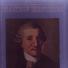 Discos de vinilo: HAYDN EDITION CAJA CON 6 LP Y ENCARTE LA OBRA PIANISTICA VOL 1. Lote 24514892