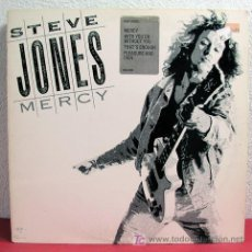 Discos de vinil: SREVE JONES ( MERCY ) 1987 LP33. Lote 4552920