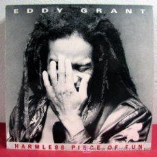 Discos de vinilo: EDDY GRANT (HARMLESS PIECE OF FUN - BLOOD MONEY - BORN TUFF) 1988 MAXI. Lote 4557898