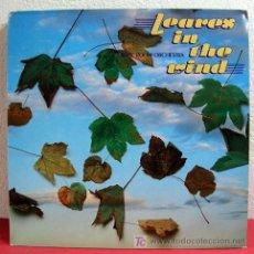 Discos de vinilo: ROSE-ROOM-ORCHESTRA & JOHN ASMAN ( LEAVES IN THE WIND ) LP33. Lote 4565855