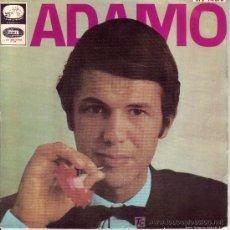 Discos de vinilo: ADAMO EP 1967 SPA LE NEON. Lote 10867409