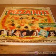 Discos de vinilo: DISCO LP VINILO PIZZAHITS 2 LP´S DE POLYSTAR DEL AÑO 1993 . Lote 4576367