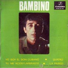 Discos de vinilo: BAMBINO DISCO EP COLUMBIA SCGE 81173 1966. Lote 10801127