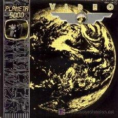 Discos de vinilo: VIDEO ··· PLANETA 5000 / EXTRAÑA PRESENCIA - (SINGLE 45 RPM) ··· NUEVO. Lote 26681620