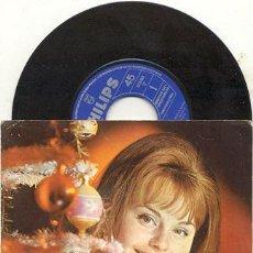 Discos de vinilo: EP 45 RPM / ROCIO DURCAL / NAVIDADES PHILIPS // EDITADO POR PHILIPS. Lote 4608263