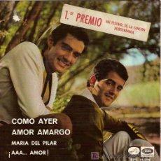Discos de vinilo: DUO DINAMICO EP SELLO LA VOZ DE SU AMO AÑO AÑO 1966. Lote 4613985