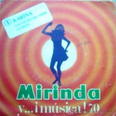 Discos de vinilo: KARINA 1970 LAS FLECHAS DEL AMOR , LA FIESTA. Lote 27415469