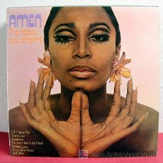 Discos de vinilo: AMEN - THE HAPPY DAY SINGERS 1972 LP33. Lote 4614641